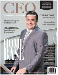 CEO Mag Cover
